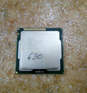Pentium G630 - 2 ядра по 2700MHz
