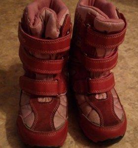 Ботинки зимние Орсетто