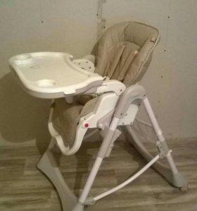 Детский стульчик Happy-Baby