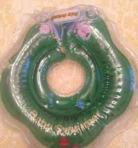 Плавательный круг на шею для детей