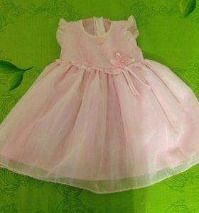 Платье на 1,5 -2 года