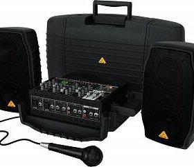 Звуковое оборудование для заведений