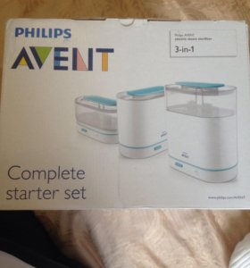 "Электрический стерилизатор ""Philips Avent"" 3 в 1"