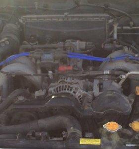 Двигатель Субару импреза