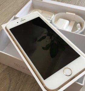iPhone 6s Gold 16гб - идеальном состояние