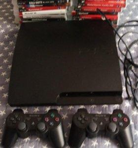 Приставка Sony PlayStation 3 30 дисков