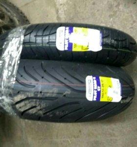120/70 190/55 R17 Michelin Pilot Road 4GT