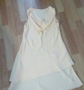 Платье шифон р.46