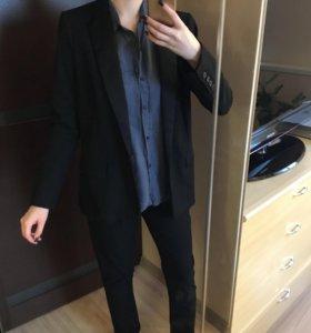 Пиджак рубашка Zara