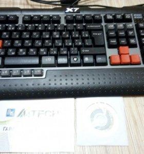 Клавиатура х 7