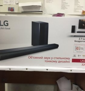 Новый Абсолютна Акустика LG LAS551H