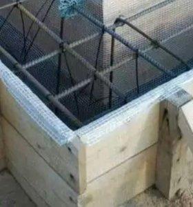 Фундамент-ленточный -плита-