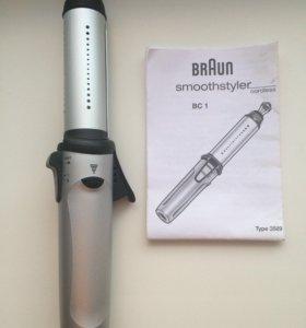Braun smoothstyler BC1
