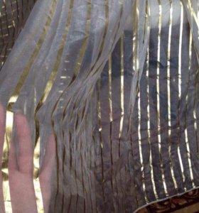 Новая тюль ширина 4м