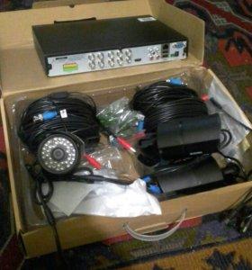 Система Видео-Наблюдения 2МР