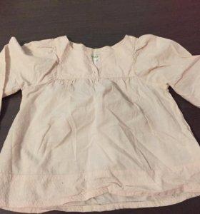 Рубашка для девочки 104(3-4)
