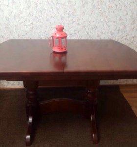 Стол ( сосна) трансформер