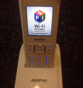 IP телефон AP-WP100 AddPAc