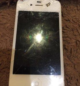 Айфон 4 16 gb
