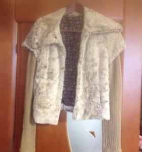 Тёплая кофта Zara