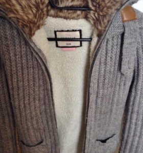 Удлиненный свитер\ кофта