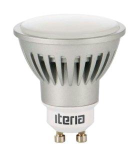 Светодиодная лампа спот матовая Iteria MR-16