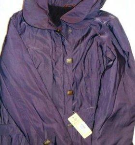 Куртка новая демисезон