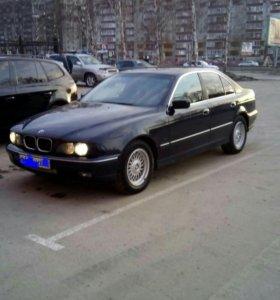 Бмв 520 1997 г.в.