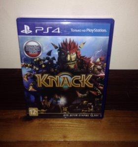 Игра KNACK на PS4