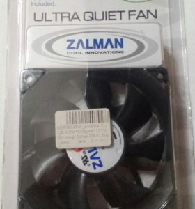 Вентилятор Zalman ZF-F1plus 80x80