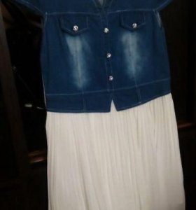 Платье р48