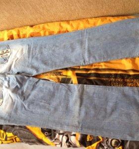Новые джинсы D&G 52-54 размер
