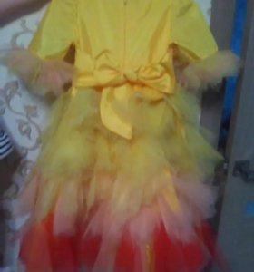 Очень модное платья