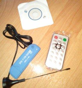 HDTV Tv-Тюнер приемник для пк или ноутбука