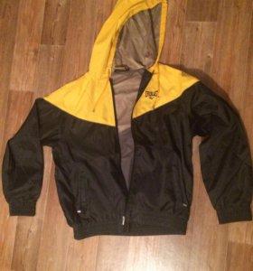 Ветровка, куртка, everlast, новая