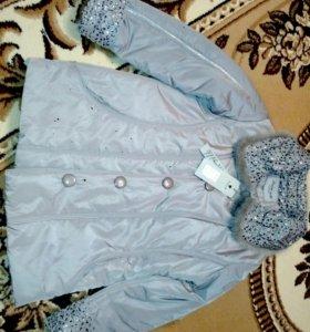 Куртка Новая р. 50-52