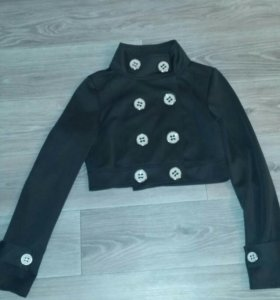 Укороченный пиджак