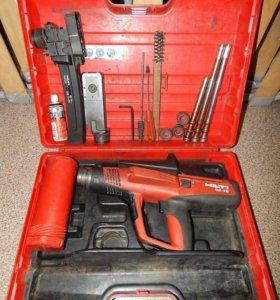 пороховой монтажный пистолет Hilti DX 76 MX Т176