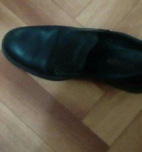 Туфли в хорошим состоянии - кожа 33 размер