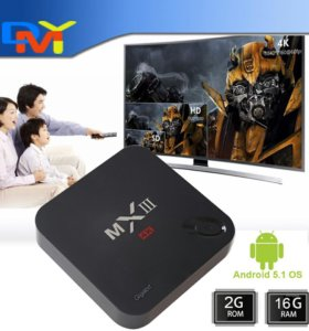 Smart TV (TV Box) (мини ПК)