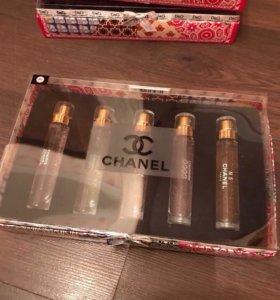 ✅Подарочный набор Шанель -духи парфюм