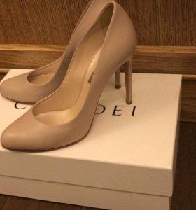 """Туфли """"casadei"""""""