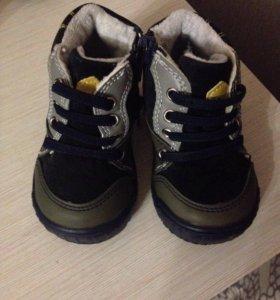 Новые ботиночки Gloria Jeans