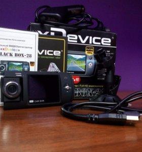 видеорегистратор xDevice BlackBox-28 Т609