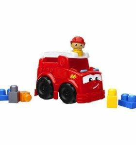 Конструктор Пожарная машина Фредди
