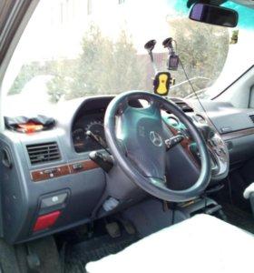 Авто отличный вместительный 320т пробег 2000гв