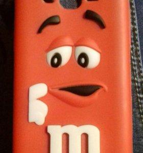 Бампер на телефон