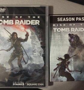 Rise of the tomb raider+season pass