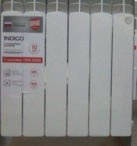 Алюминиевые радиаторы Индиго
