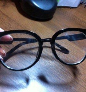 Очки (не для зрения)